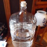 Water Crock and Carboy
