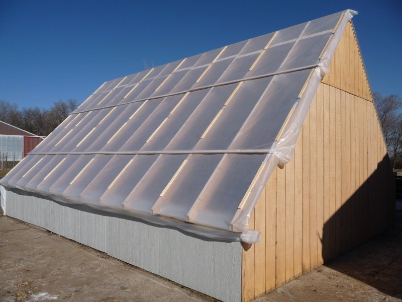 Greenhouse Update North Roof Northlandphoenix Com